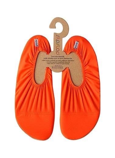 Slipstop Slipstop Kaydırmaz Ayakkabı/Patik Neon Orange Renkli